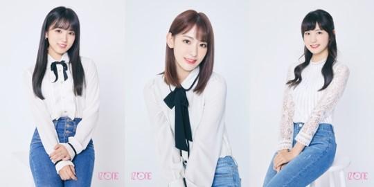 宮脇咲良&矢吹奈子&本田仁美、2年6カ月間はIZONEの活動に専念