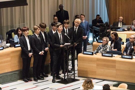 防弾少年団RM、「僕たちが自分自身を愛することで人生を変えられる」 国連から若者へメッセージ