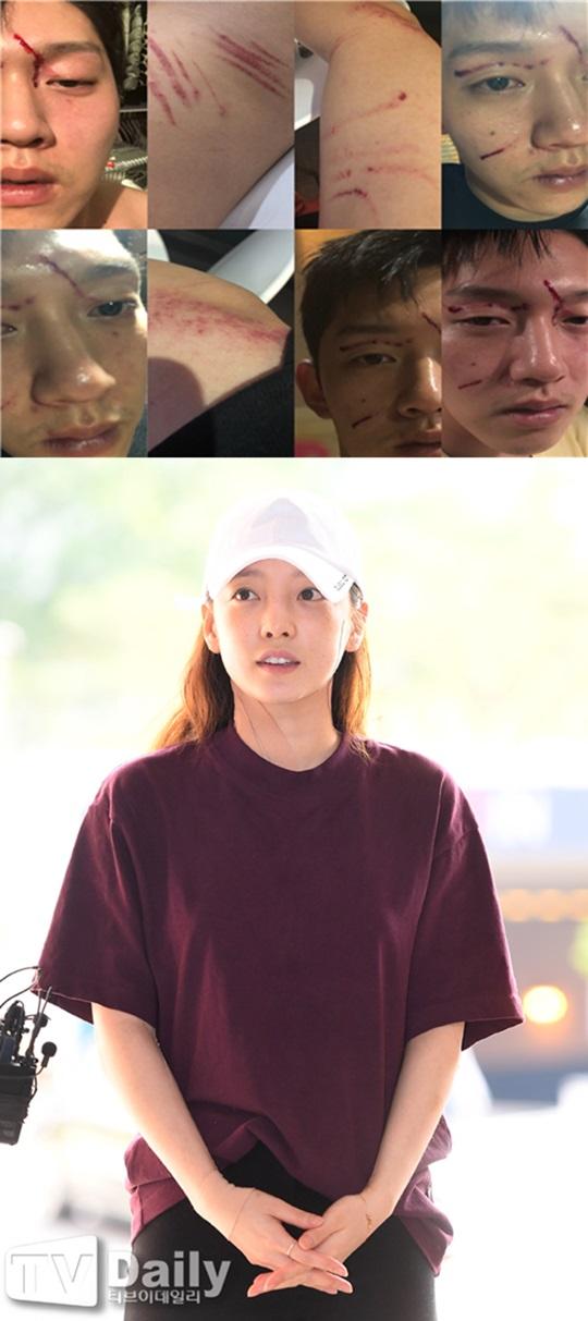 ク・ハラ元恋人チェ・ジョンボム氏、実名と顔を公開! 性的動画に関連し「流出試みたことない」