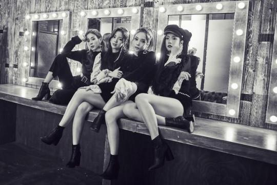 Girl's Day前メンバーのジソン、4人組ガールズグループS#aFLAでデビュー?!
