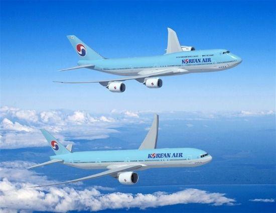 大韓航空、機内の地図で「東海」を「日本海」と表記! ネットユーザー「もっと責任感を持ってほしい」