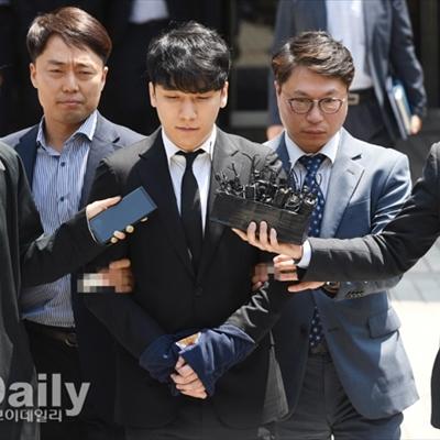 BIGBANGの元メンバーV.Iの拘束令状請求を裁判所が棄却!「現段階で拘束の必要性と相当性が認められない」