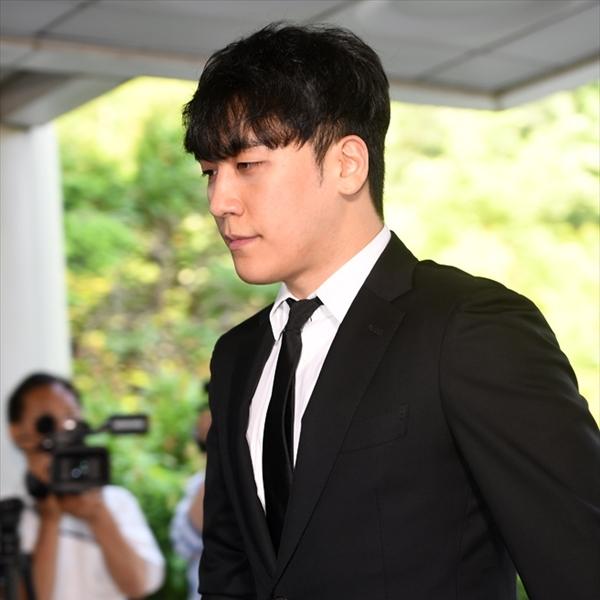 元BIGBANGのV.I、拘束前被疑者尋問に出廷 この日中に拘束の可否決定へ
